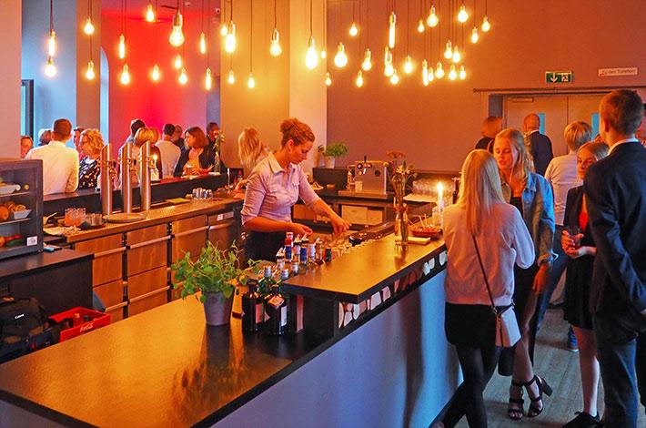 Eventlocation Alter Bahnhof Bad Segeberg Bar